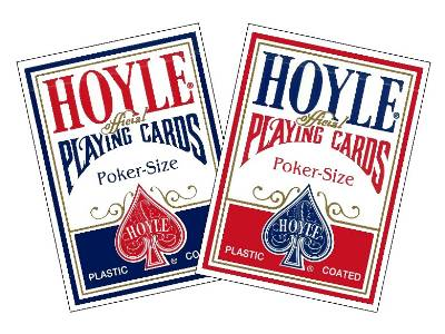 HOYLE POKER SINGLE DECK