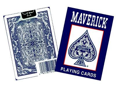 MAVERICK POKER CARDS