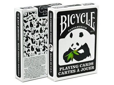 BICYCLE POKER PANDAMONIUM