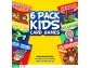 HOYLE 6-in-1 KIDS CARD GAMES