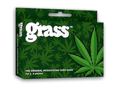 GRASS CARD GAME (hangsell)