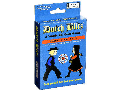 DUTCH BLITZ CARD GAME EXPANSIO