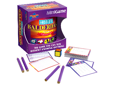 BALDERDASH MINI GAME