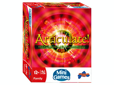 ARTICULATE MINI GAME