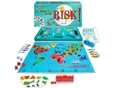 RISK, 1959 1st EDITION