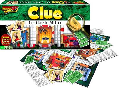 CLUE - CLASSIC 1949 EDITION