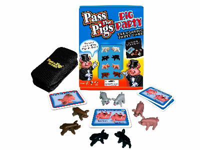 PASS THE PIGS: PIG PARTY ED.