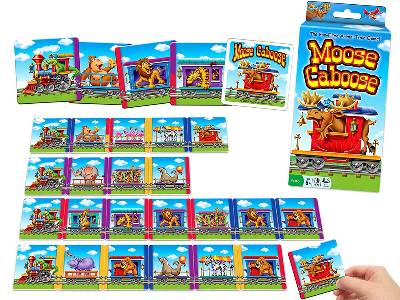 MOOSE CABOOSE CARD GAME