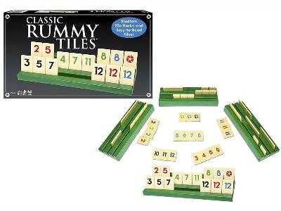 RUMMY TILES, CLASSIC