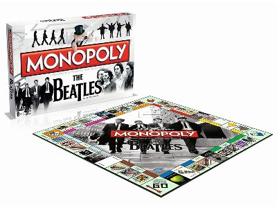 MONOPOLY BEATLES