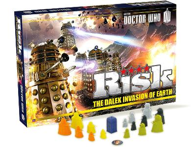 RISK - DR WHO EDITION