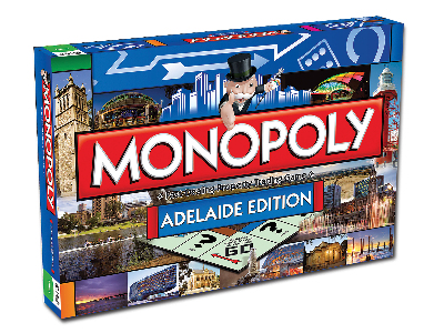 MONOPOLY ADELAIDE EDITION