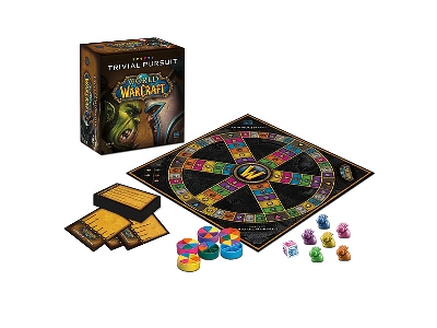 TRIVIAL PURSUIT WORLD OF WARCR