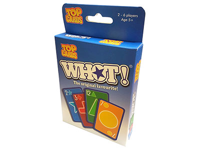 WHOT! Travel Card Game