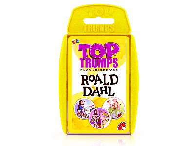 TOP TRUMPS ROALD DAHL Vol 1.
