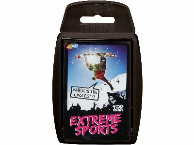 TOP TRUMPS EXTREME SPORTS