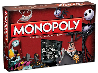 MONOPOLY NIGHTMARE B4 CHRISTMS