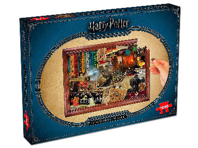 HARRY POTTER HOGWARTS 1000pc