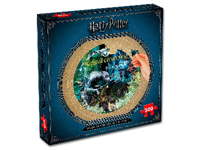 HARRY POTTER CREATURES 500pc