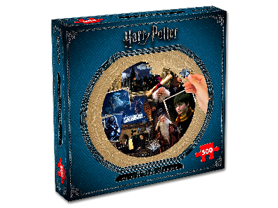 HARRY POTTER PHILO STONE 500pc