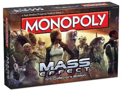 MONOPOLY MASS EFFECT