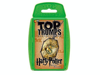TOP TRUMPS H.POTTER DEATHLY 1