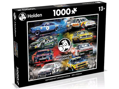 HOLDEN MOTORSPORT LEGENDS 1000