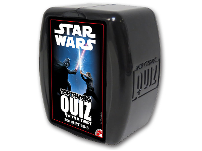 TOP TRUMPS STAR WARS QUIZ