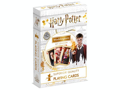 HARRY POTTER PLAYING CARDS Wad