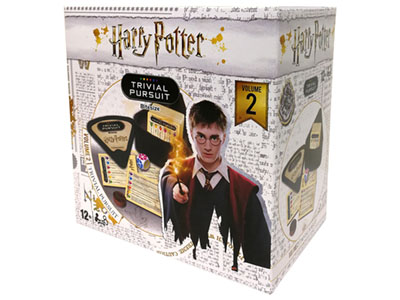 TRIVIAL PURSUIT HARRY P. Vol 2