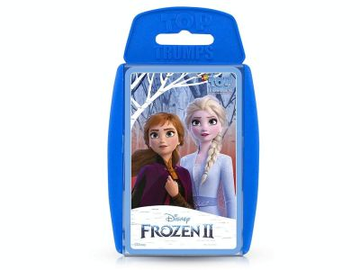TOP TRUMPS FROZEN II