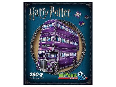 WREBBIT 3D HP KNIGHT BUS