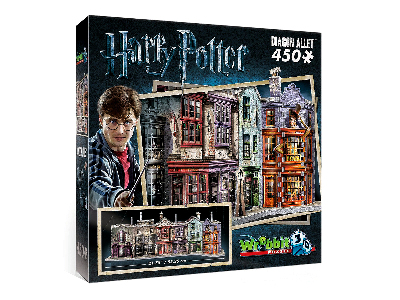 WREBBIT 3D HP DIAGON ALLEY