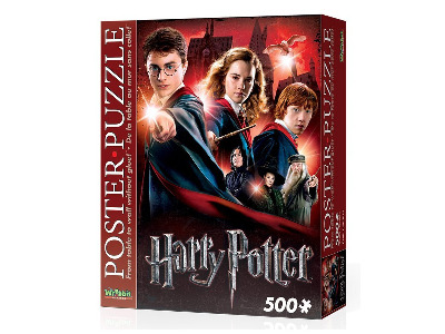 WREBBIT HOGWARTS SCHOOL 500pc