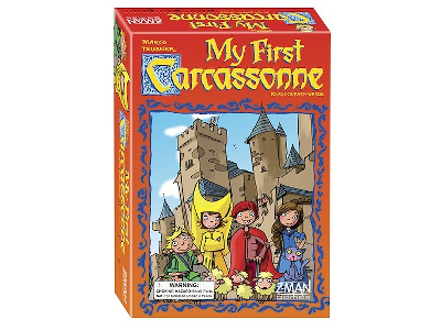 CARCASSONNE, MY FIRST