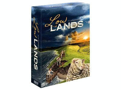 LOWLANDS Farm-Building game
